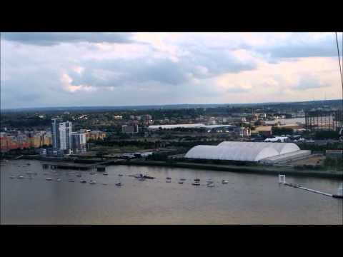 London's Cable Car - Emirates Sky Line