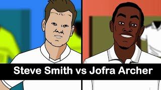 Ashes 2019 - Steve Smith vs Jofra Archer