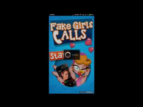 Fake Call Girlfriend Prank HD - Top Popular Android App Hindi/Urdu