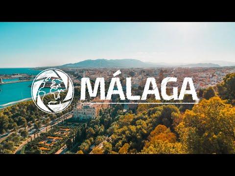 Malaga - Spain 4k | Travel Film
