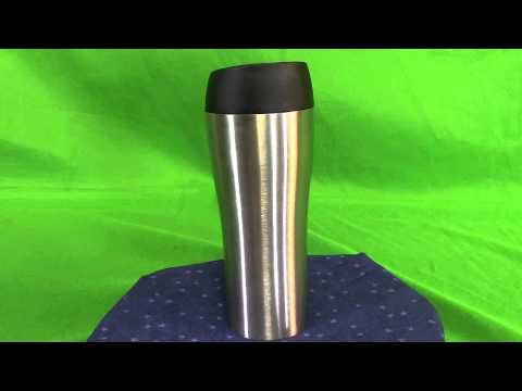 Travel Coffee Mug - Stainless Steel Travel Mug / Coffee Thermos