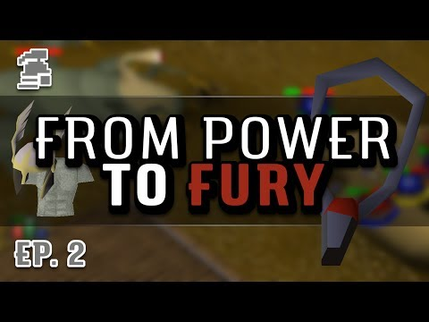 Gearing for Slayer | OSRS Ironman Road to Fury Ep 2
