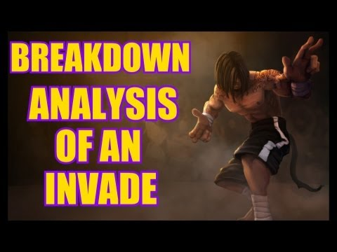 Breakdown: Lee Sin invade in-depth analysis from Diamond ranked game | League of Legends