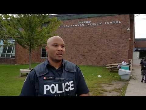 TPS School Resource Officer