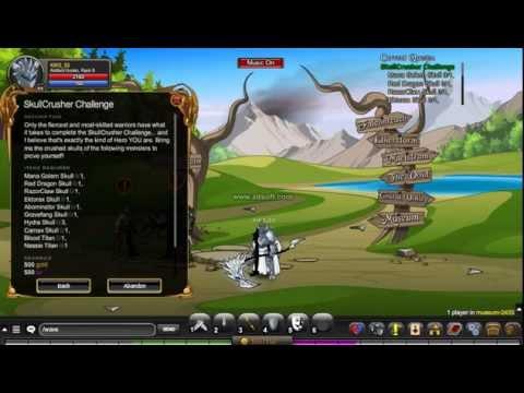 Aqw SkullCrusher Challenge Quest