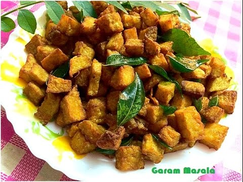 Chena Fry / Yam Fry perfect side dish for rice