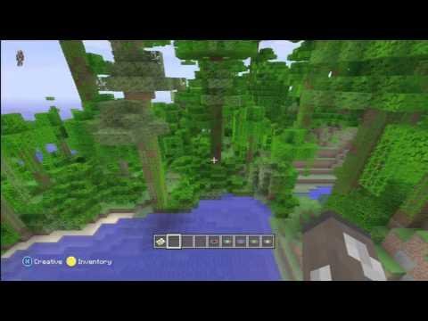 Minecraft TU12 Tutorial All 12 CD Locations