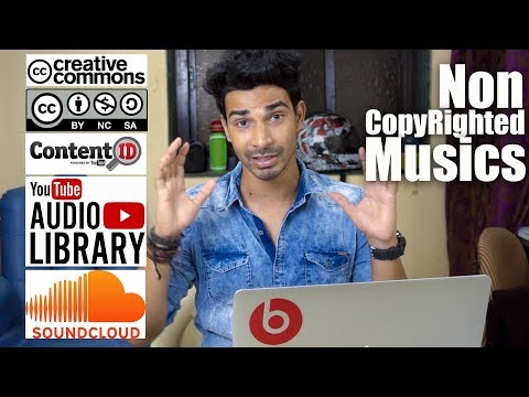 Where to Find Non Copyrighted Music for FREE   Hindi