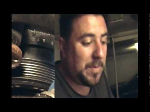 96 ranger timing belt tutorial: PART 2