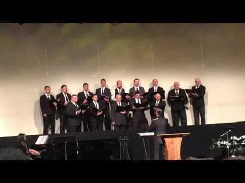 Боже Святой - мужская группа церкви Слово Благодати