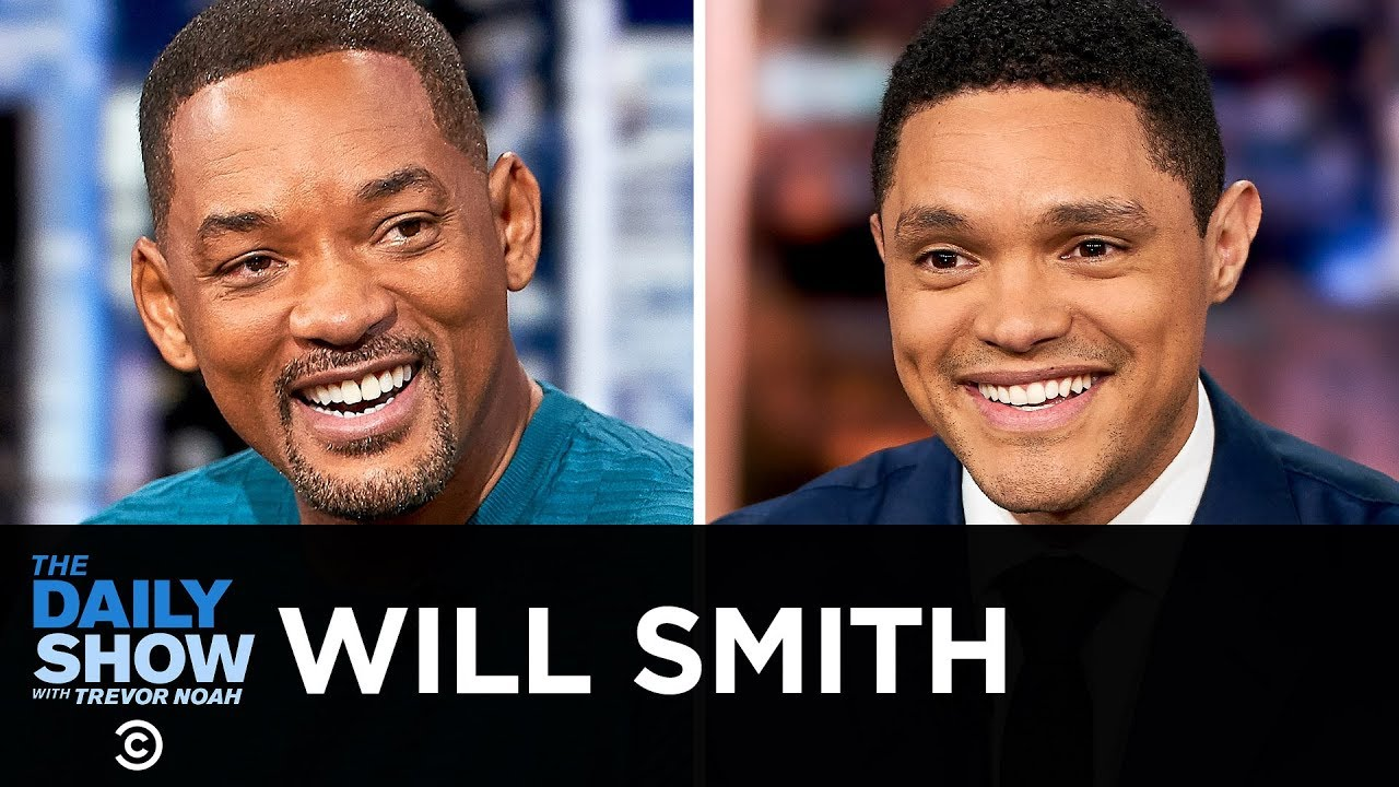 """Will Smith - Playing Young in """"Gemini Man"""" and Getting Fearless on Social Media   The Daily Show"""