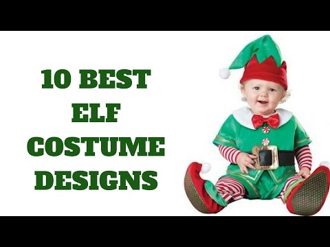10 Best Elf Costume Designs