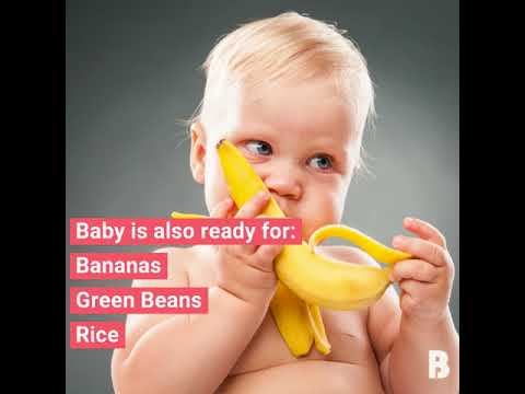A Guide To Starting Baby On Solids