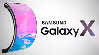 Samsung Galaxy X - The Future of Smartphones!