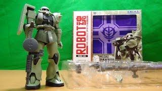 ザク最高! Robot魂 機動戦士ガンダム [side Ms] Ms-06 量産型ザク Ver. A.n.i.m.e.