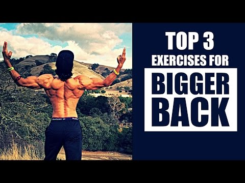Top 3 Exercises for HUGE BACK | Explained with Muscle Anatomy by Guru Mann