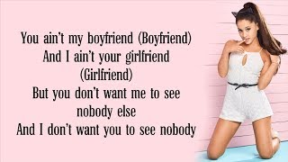 Ariana Grande 2C Social House Boyfriend 28Lyrics 29