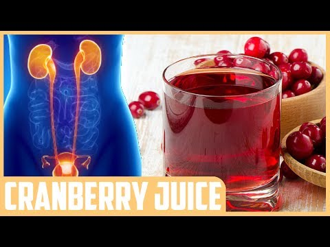 Can Cranberry Juice Reduce the Number of UTIs?