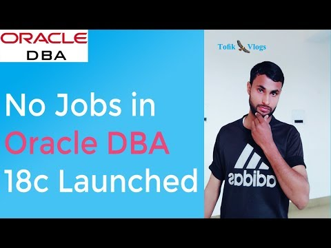 Oracle Database administration || Fresher Jobs in DBA ||Oracle DBA in Hindi
