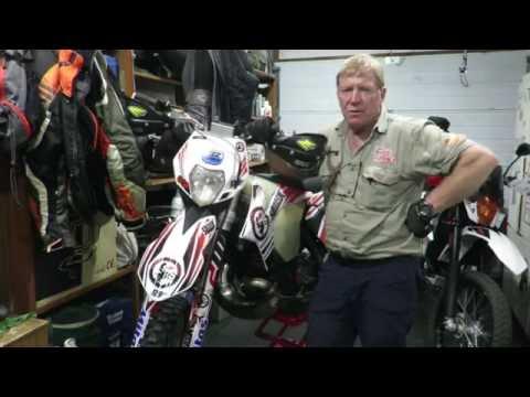 KTM 300 Rebuild your top-end