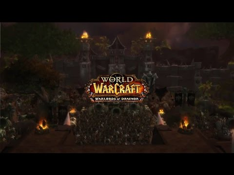 World of Warcraft Warlords of Draenor Reputation Guide
