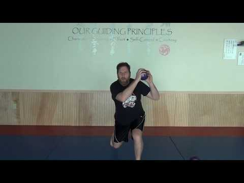Friday Left Stance Right Stance Kickboxing Workout