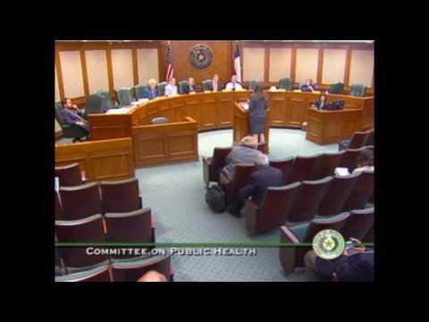 THSC Testifies Against HB 2866