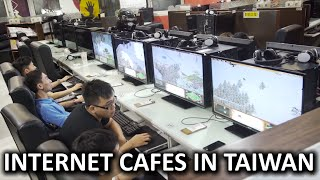 Deaths in Internet cafés