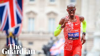 Mo Farah on furious row with Haile Gebrselassie: 'I stand by every word I said'