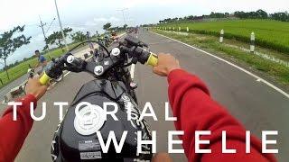 Tutorial Wheelie Cbr 150