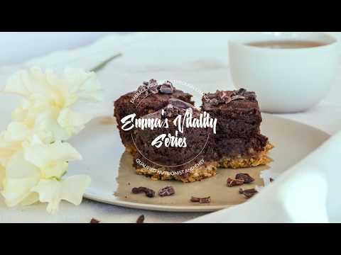 Ultimate Triple Layer Chocolate Brownies