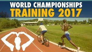 World Championships 2017 Training | Mo Farah