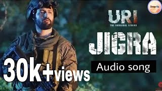 URI : JIGRA full song | Siddharth Basrur & Shashwat Sachdev | Latest 2019 |