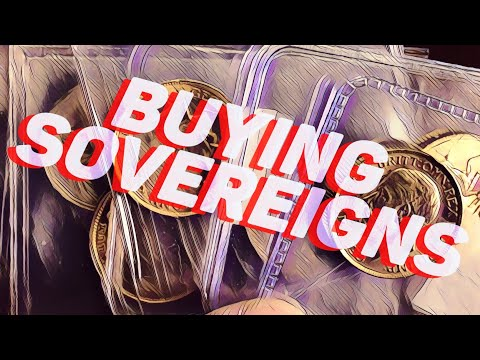 How and where to buy Gold Sovereigns?