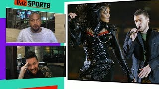 Michael Irvin Says He Would Love To See JT at The Super Bowl But Disses Janet Jackson   TMZ Sports