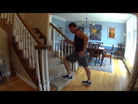 Part 2 Stairs For Your Calf Muscles