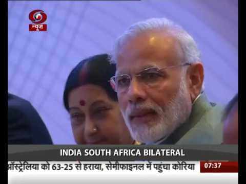 India -South Africa to simplify Visa Regime