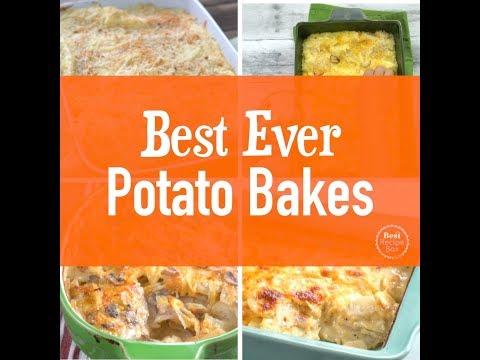 Awesome Potato Bake Casseroles - Who doesn't love a great potato dish?!