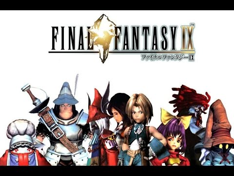 Final Fantasy IX • PC gameplay • 1080p • GTX 960