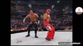 Top 20  Moves Of Rey Mysterio
