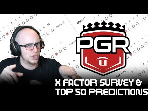 Xxx Mp4 PGR X Factor Survey AND Top 50 Predictions 3gp Sex