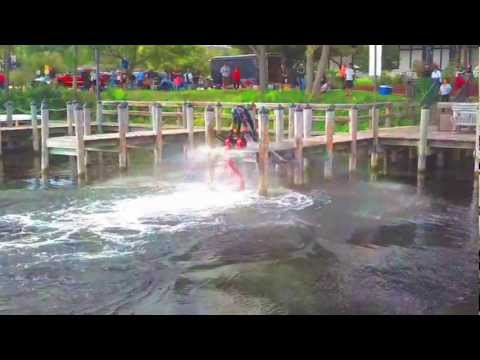 FLYBOARD FLIP and DOCK LANDING tricks videos