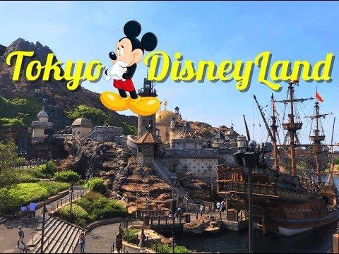 DisneyLand or Disney Sea? Tokyo Japan, The Rides & How I Beat the Lines VLOG#19 Part.1
