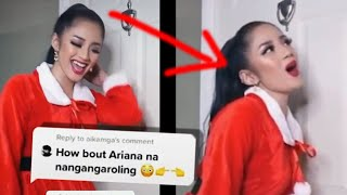 Ganito mangaroling si ARIANA GRANDE (Nananagalog pala siya hahaha!)
