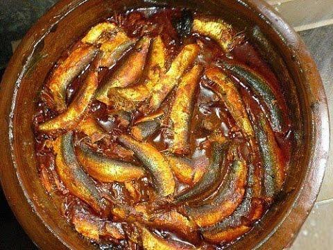 How to make mathi fish curry - Mathi Meen Kulambu