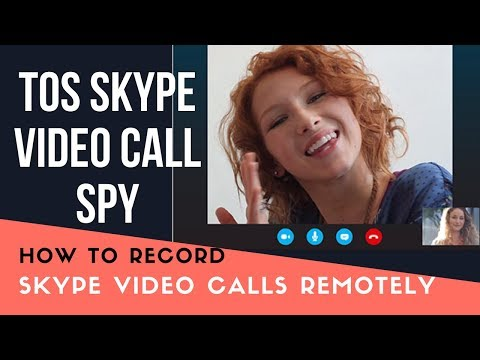 How To Record Skype Calls, Video Call, Voice Call or Chats on Android with TOS Spy