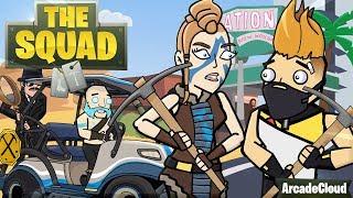 Original Fortnite Animation | RESPAWN | The Squad Season 2