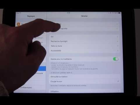iOS 7.1 Mise à jour - Tuto facile iPad iPhone iPod