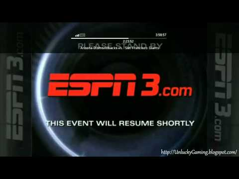 Attempting to use ESPN3 on Xbox 360