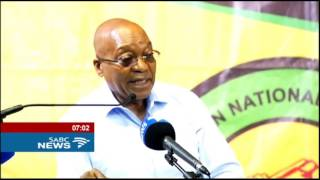 I will not resign: President Zuma